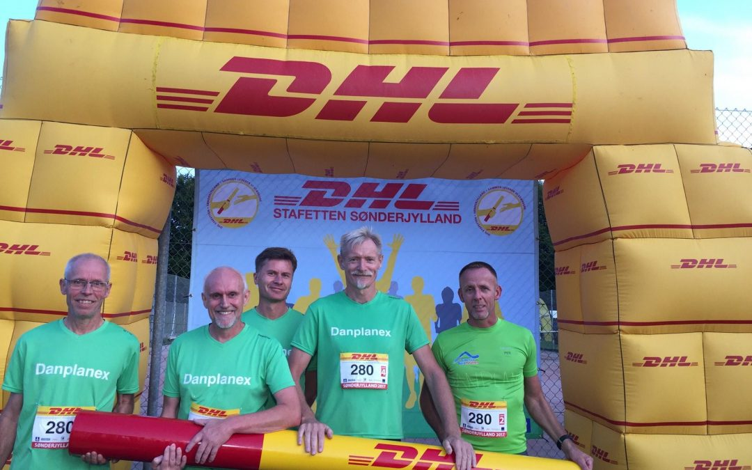 Danplanex at the DHL Relay