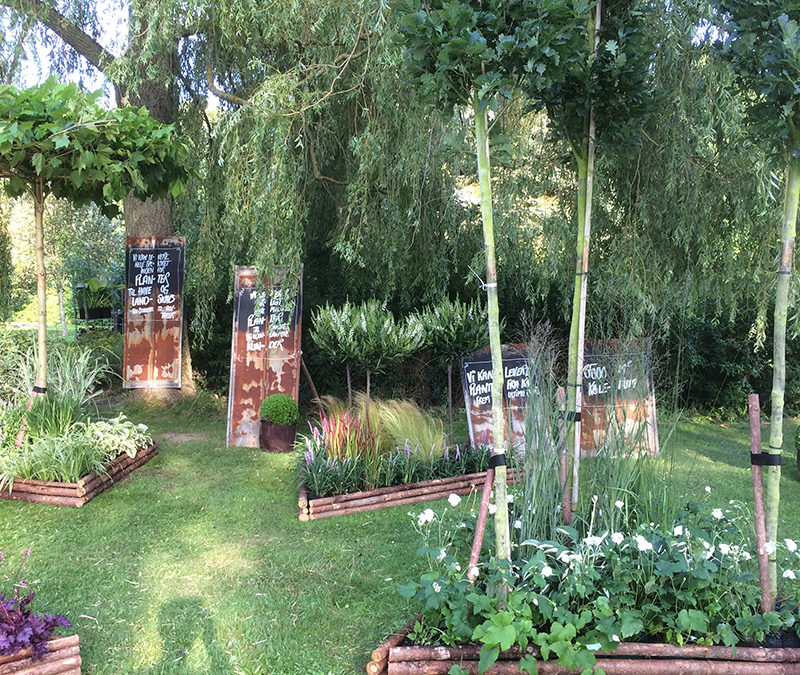 En stor tak, til alle jer der besøgte vores stand på Have &Landskab